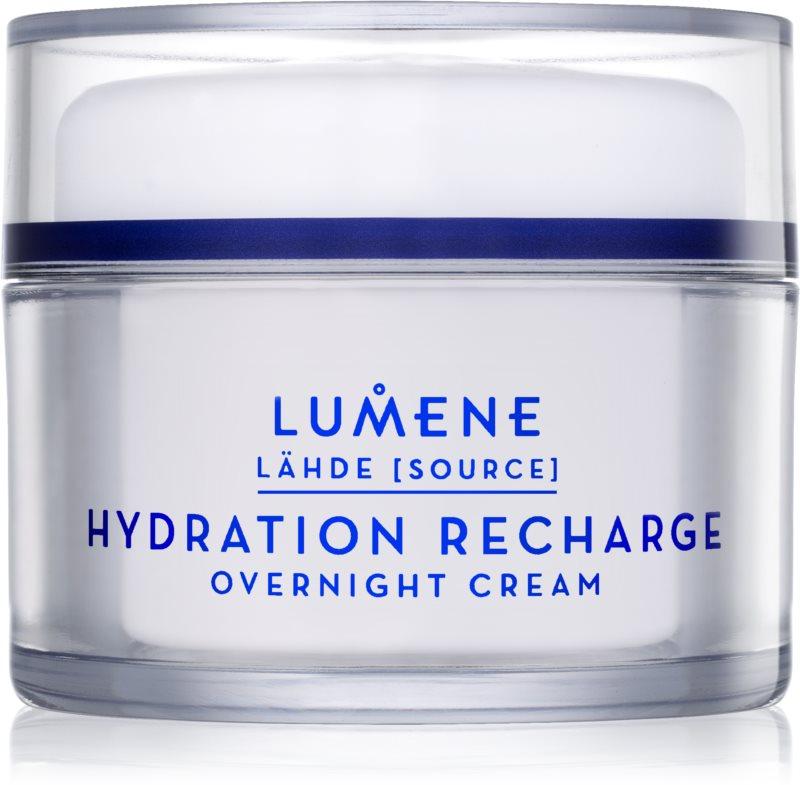 Lumene Lähde [Source of Hydratation] vlažilna nočna krema